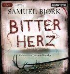 Bitterherz / Kommissar Munch Bd.3 (1 MP3-CD)
