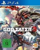 God Eater 3 (PlayStation 4)
