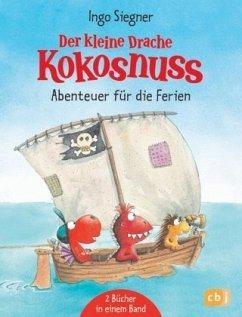 Der kleine Drache Kokosnuss - Abenteuer für die Ferien - Siegner, Ingo