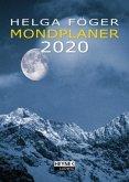 Mondplaner 2020 Taschenkalender