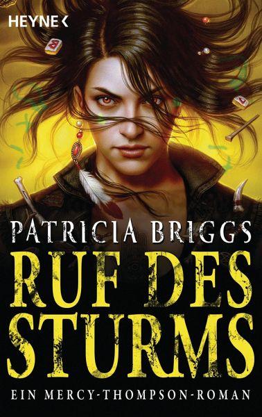 Buch-Reihe Mercy Thompson von Patricia Briggs