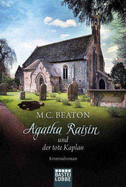 Buch-Reihe Agatha Raisin von M. C. Beaton