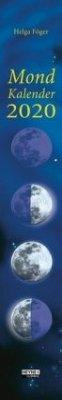 Mondkalender 2020 Streifenkalender - Föger, Helga