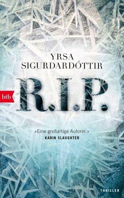 R.I.P. / Kommissar Huldar Bd.3 - Sigurdardóttir, Yrsa