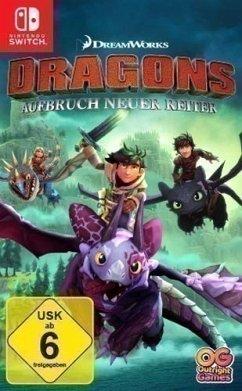 DRAGONS - Aufbruch neuer Reiter (Nintendo Switch)