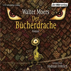 Der Bücherdrache / Zamonien Bd.8 (2 Audio-CDs) - Moers, Walter