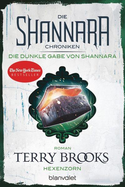 Buch-Reihe Die Shannara-Chroniken: Die Dunkle Gabe von Shannara