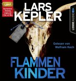 Flammenkinder / Kommissar Linna Bd.3 (1 MP3-CD)