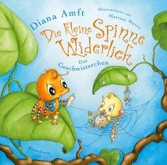 Das Geschwisterchen / Die kleine Spinne Widerlich Bd.4 (Mini-Ausgabe) - Amft, Diana