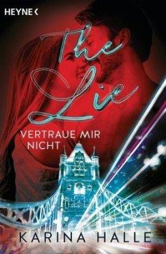 The Lie - Vertraue mir nicht / McGregor Bd.4 - Halle, Karina