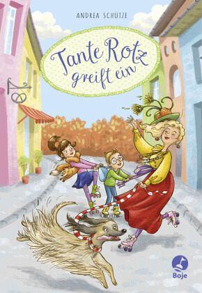 Buch-Reihe Tante Rotz