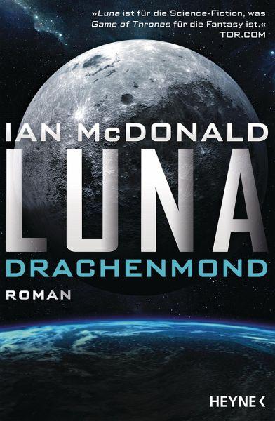 Buch-Reihe Luna Saga