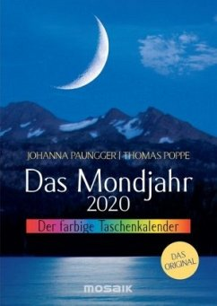 Das Mondjahr 2020 - Paungger, Johanna; Poppe, Thomas
