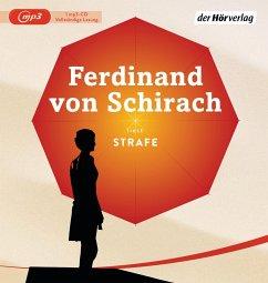 Strafe, 1 MP3-CD - Schirach, Ferdinand von