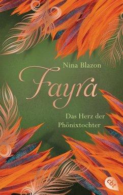 FAYRA - Das Herz der Phönixtochter - Blazon, Nina