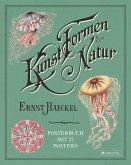 Ernst Haeckel: Kunstformen der Natur. Posterbuch mit 22 Postern