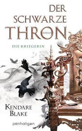 Buch-Reihe Der schwarze Thron