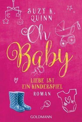 Buch-Reihe Oh Baby