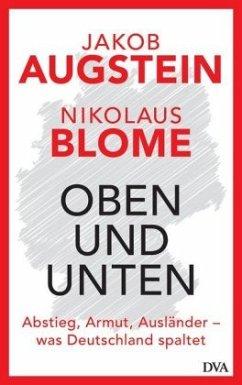 Oben und unten - Augstein, Jakob; Blome, Nikolaus