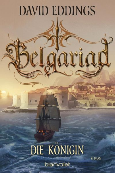 Buch-Reihe Belgariad