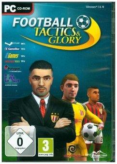 Football, Tactics and Glory, 1 CD-ROM