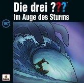Im Auge des Sturms / Die drei Fragezeichen - Hörbuch Bd.197 (1 Audio-CD)