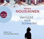 Verrückt nach Schweden, 5 Audio-CDs