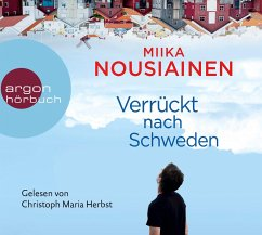 Verrückt nach Schweden, 5 Audio-CDs - Nousiainen, Miika