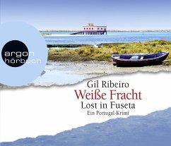 Weiße Fracht / Leander Lost Bd.3 (6 Audio-CDs) - Ribeiro, Gil