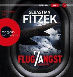 Flugangst 7A, 1 MP3-CD - Fitzek, Sebastian