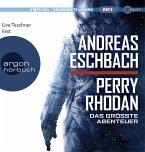 Perry Rhodan - Das größte Abenteuer, 4 MP3-CDs