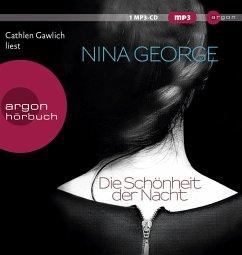 Die Schönheit der Nacht, 1 MP3-CD - George, Nina