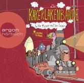 In der Mauer auf der Lauer / Die Kakerlakenbande Bd.2 (1 Audio-CD)