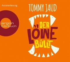 Der Löwe büllt, 5 Audio-CDs - Jaud, Tommy