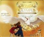 Die Pferde des Himmels / Wings of Olympus Bd.1 (4 Audio-CDs)