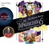 Madame Esmeraldas Geheimnis / Die Magischen Sechs Bd.2 (4 Audio-CDs)