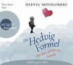 Die Hedvig-Formel für eine glückliche Familie / Die Hedvig Formel Bd.1 (3 Audio-CDs)