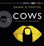 Cows, 2 MP3-CDs