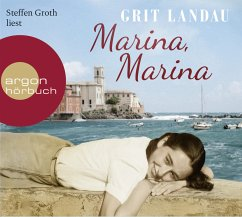 Marina, Marina, 6 Audio-CDs - Landau, Grit