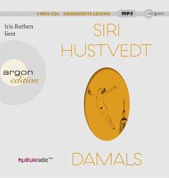 Damals, 3 MP3-CD - Hustvedt, Siri