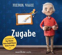 Zugabe, 1 Audio-CD - Vahle, Fredrik