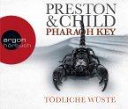 Pharaoh Key - Tödliche Wüste / Gideon Crew Bd.5 (6 Audio-CDs)