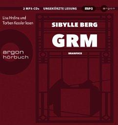 GRM, 2 MP3-CDs - Berg, Sibylle