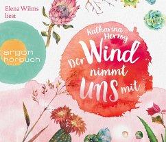 Der Wind nimmt uns mit / Farben des Sommers Bd.3 (6 Audio-CDs) - Herzog, Katharina