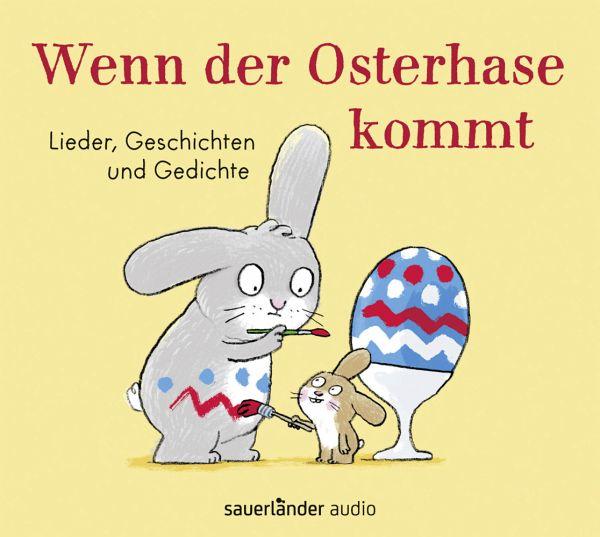 Wenn Der Osterhase Kommt 1 Audio Cd Von Rolf Zuckowski Fredrik