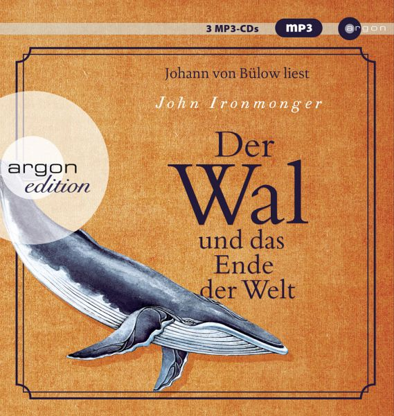Der Wal und das Ende der Welt, 3 MP3-CDs