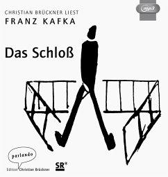 Das Schloß, 2 MP3-CD - Kafka, Franz