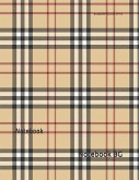 Burberry Gucci Style: Notebook