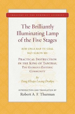 The Brilliantly Illuminating Lamp of the Five Stages - Tsong Khapa