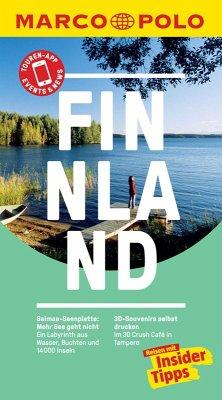 MARCO POLO Reiseführer Finnland (eBook, ePUB) - Freyer-Lindner, Claudia